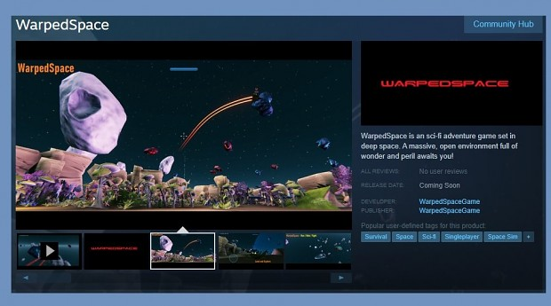 Scifi Survival Space Game Trailer & Gameplay Dev Progress July 2021