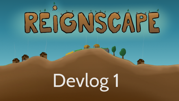 Remade the entire Design of my CityBuilder Game - ReignScape Devlog 1