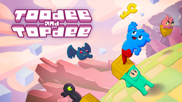 Toodee and Topdee Release Date Reveal Trailer