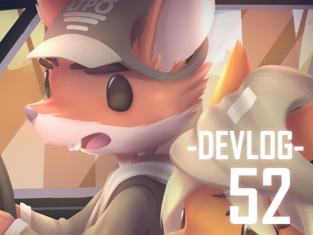 Devlog #52 – Score System and others