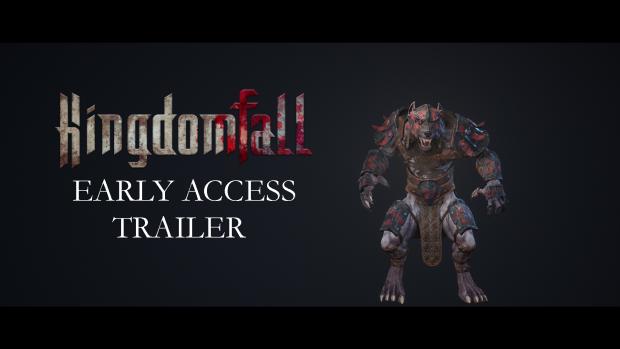 KINGDOMFALL - Steam Store Page Live!