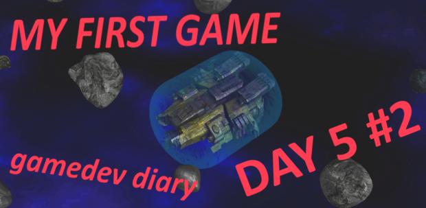 DevDiary | Day 5 #2 | Space Runner 3D: Researching