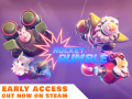 Rocket Rumble - Out Now on Steam Early Access!