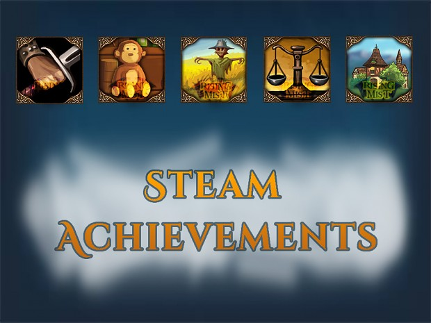 Rising Mist and Steam Achievements – Devlog #11