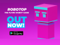 Robotop - The Flying Robot Game
