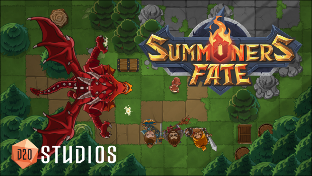 Summoners Fate reveal trailer, wins qualifier for NGDC and joins the PAX10