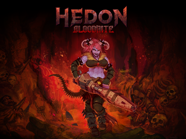 Hedon Bloodrite has Officially Released!