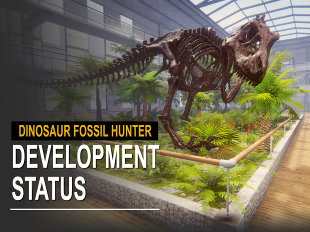 Dinosaur Fossil Hunter: More decorations and tools