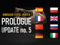 Dinosaur Fossil Hunter: Prologue update goes LIVE!