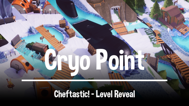 Cheftastic!: Buffet Blase - Cryo Point