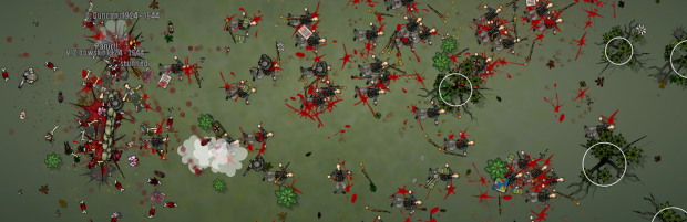 MUD AND BLOOD - Classic mode