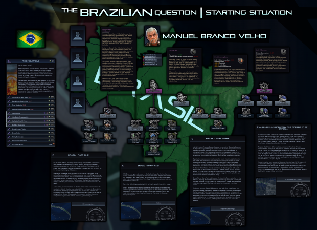 HOI4 Beyond Earth: Germany Focus Tree, Central Asian Federation, the Andean Compact and much more!