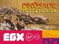 Dinosaur Fossil Hunter at EGX!