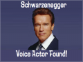Perfect Schwarzenegger Voice Acting Found