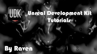 UDK Terrain Basics Tutorial
