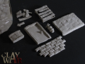 Bringing the Clay War world to life