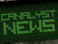 Canalyst October news