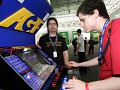 Arcade version on Campus Party