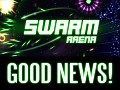 Swarm Arena's price dropped to $4.99 on Steam!