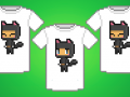 Three Shirts (level contest ends soon)