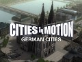 Cities in Motion: German Cities out now!