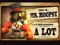"New Unit! Introducing ""Mr. Moopsy"" -The Grunt."