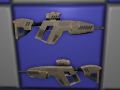 Weekly Update #10: New assault rifle renders, progress, and team restructuring!