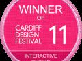 Interactive Design Award Winner