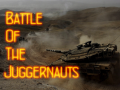 Alpha testing Battle of the Juggernauts