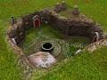 Nimbian Below Ground Island Home
