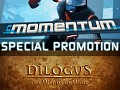 InMomentum Promo Sale that Supports Dilogus: The Winds of War going live soon!