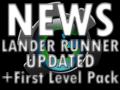 Mars Lander Runner Update and 1st Level Pack