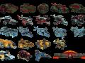Special Faction Prefabs & 22 Unique Spaceships