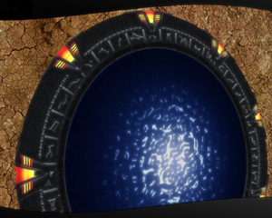 Wallpaper - Stargate