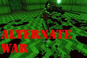 alternate war test