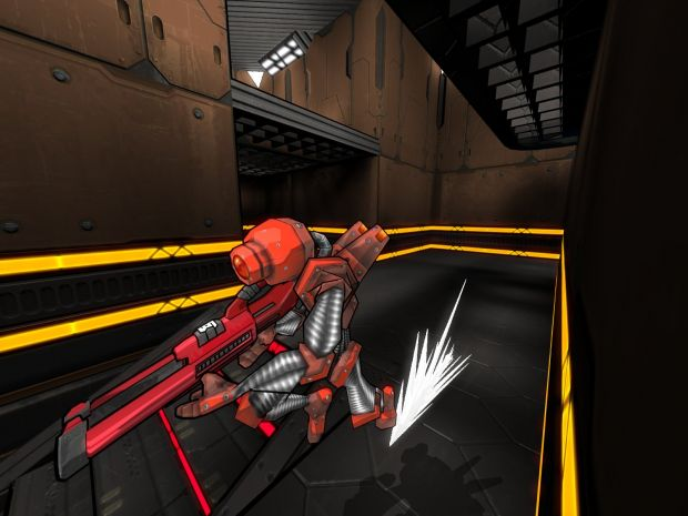 Warsow 0.4 for Windows and Linux