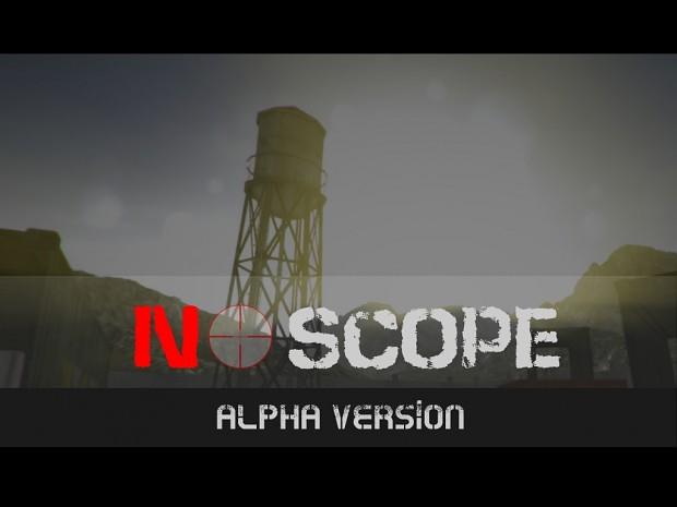 No Scope Alpha Version 1.0