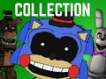 FNAF Fan Games MCPE Map Collection
