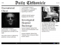 Daily Chthonicle - Beta 1.0