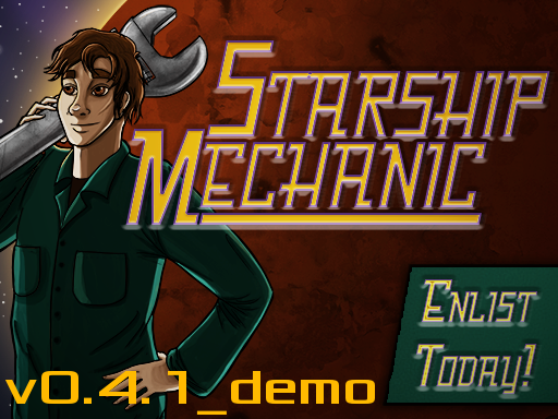Starship Mechanic v0.4.1_demo