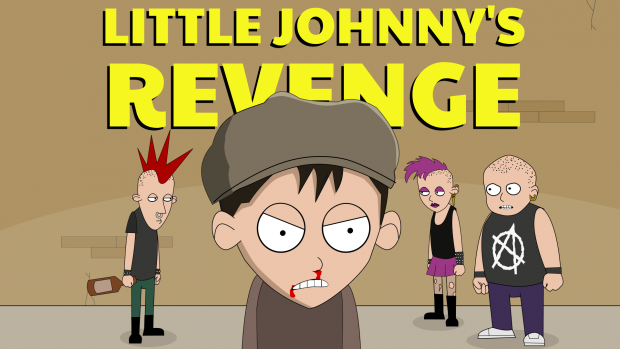 Little Johnny's Revenge WINDOWS Demo