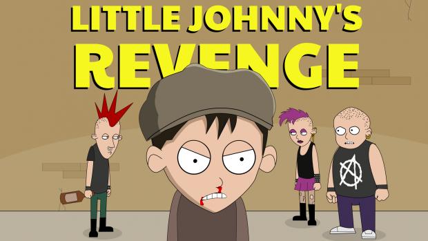 Little Johnny's Revenge MAC Demo.