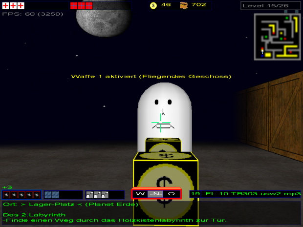 Ghost World 3D v0.93
