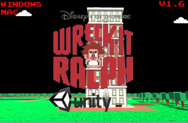 Wreck-it-Ralph unity (Windows-Mac) V1.6
