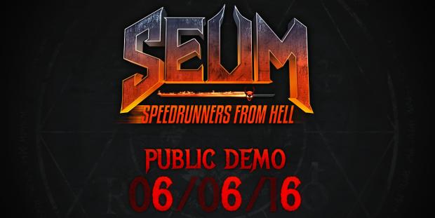 SEUM: Speedrunners from Hell Demo (OS X)