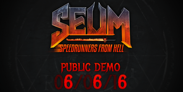 SEUM: Speedrunners from Hell Demo (Linux)
