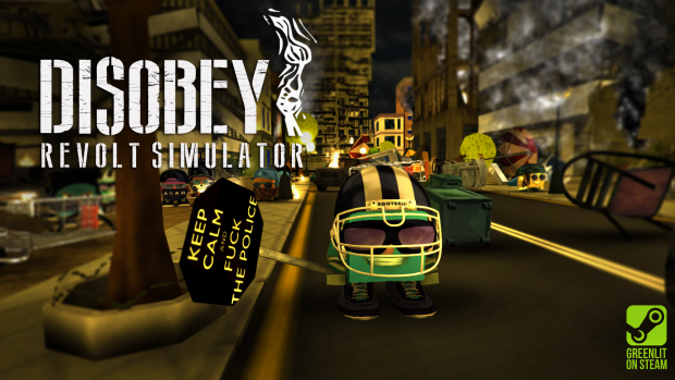 Disobey RevoltSimulator Demo Windows