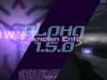 Unknown Entity Alpha 1.5.0 : Windows