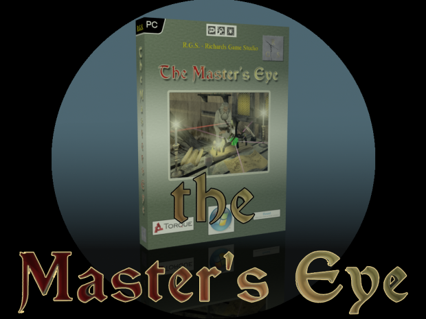 The Master's Eye - playable demo v1.0