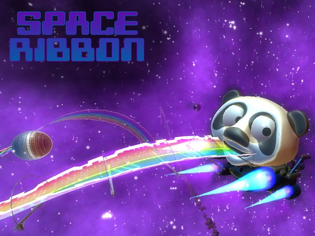 Space Ribbon Demo (MAC OSX)